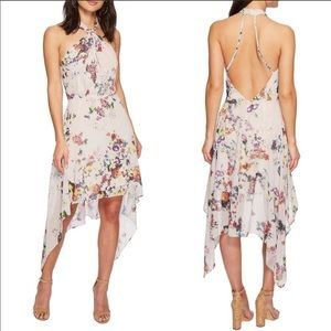 Bishop + Young Ana Dress Halter Open Back NWT S 4